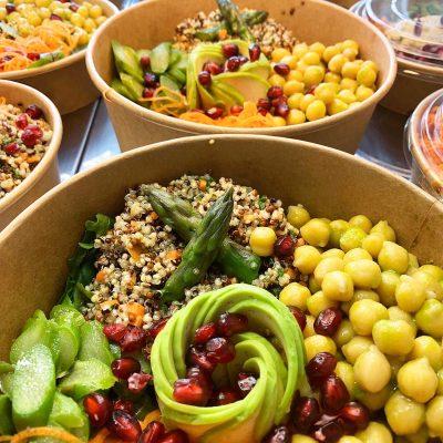 Chez Marie Chou Genève shop vegan