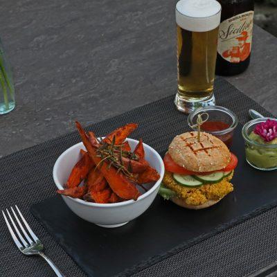 Hamburger vegan II-1