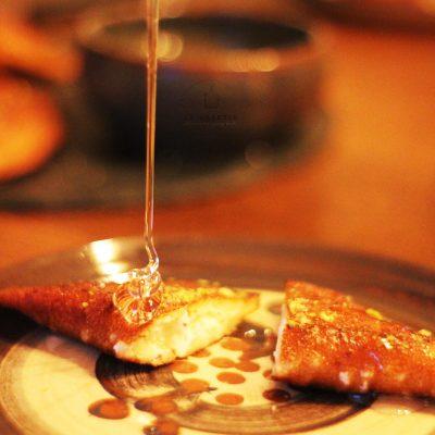 oriental dessert